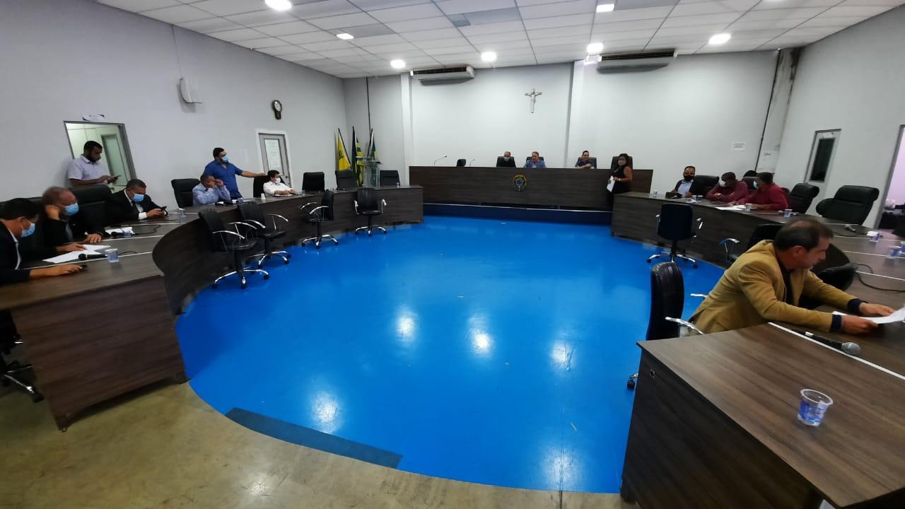 Câmara promove sessão extraordinária no último dia do ano