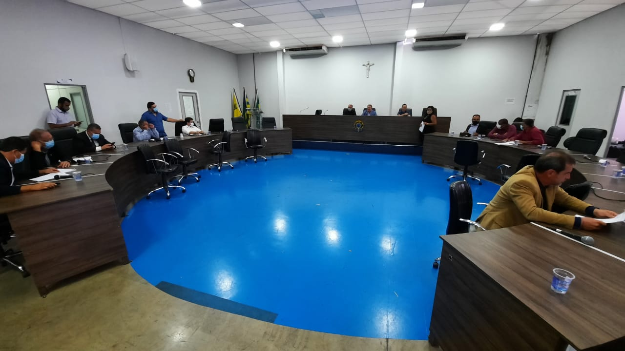 Primeira sessão de dezembro é marcada por várias aprovações de projetos de lei